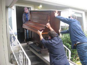 professional piano moving company Toronto