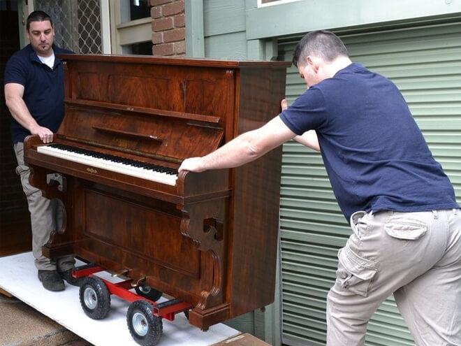 Piano Mover Scarborough